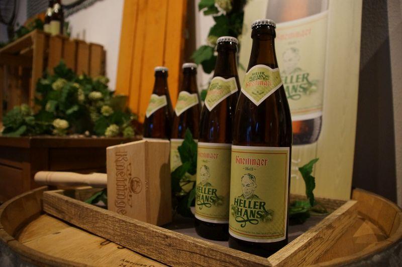Brauerei Kneitinger – Bier für den Guten Zweck!