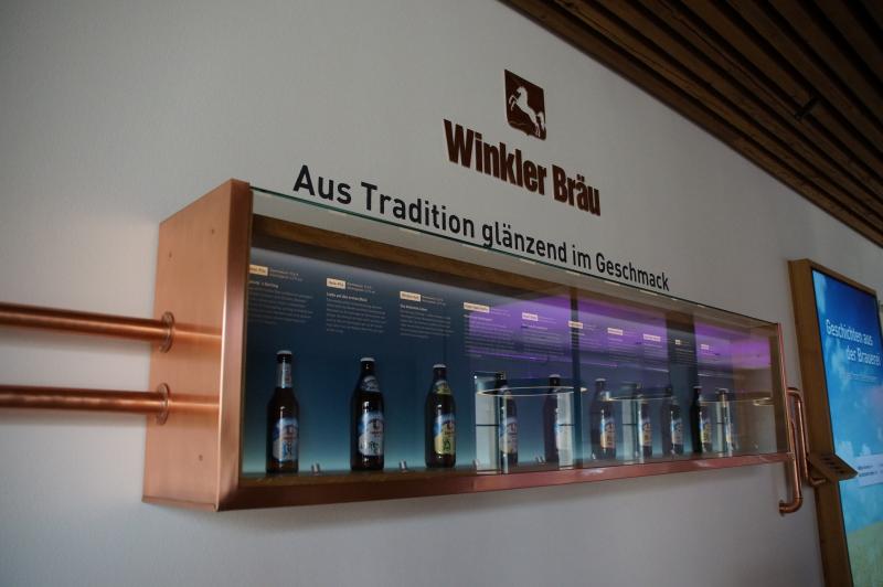Read more about the article Winkler Bräu – Kupfer, Radler und Erholung