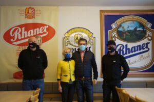 Rhanerbräu – Geschichtsstunde in der Brauerei