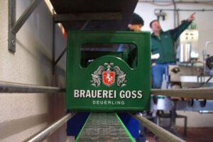 Brauerei Goss – Wo's Handwerk dahoam is!