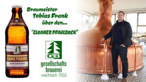 Pfahlbock – Frühjahrsbock aus Viechtach