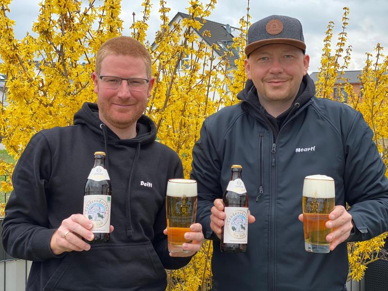 Sandersdorfer Bio Bier