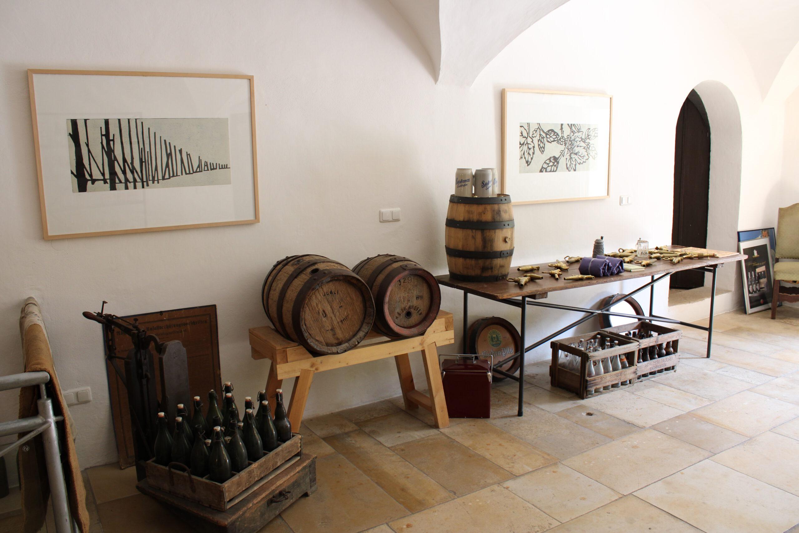 Schlossbrauerei Eichhofen – Historisches Brauereimuseum