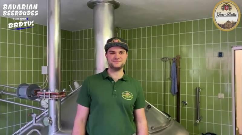 Read more about the article Video: Auf einen Sud beim Goss-Bräu!
