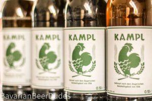 Read more about the article Kampl Biere – Traditionelles Bier einer Oberpfälzer StartUp Brauerei