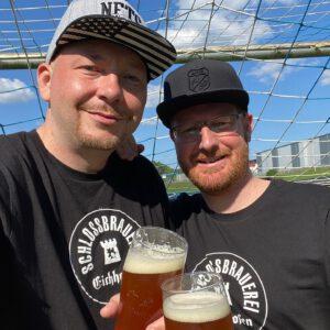 Read more about the article BavarianBeerDudes beim BavariaCamp